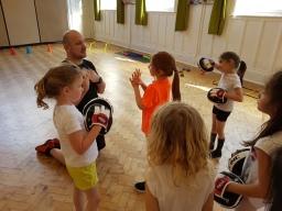 Children Self Defence