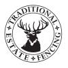 Traditional Estate Fencing