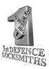 1st Defence Locksmiths Leeds
