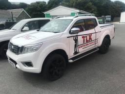TLK Scaffolding Services Ltd Vehicles
