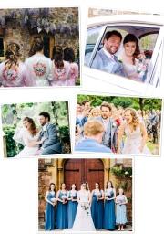 Bella & Mathew's wedding