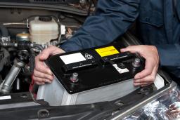 Mobile car battery replacement - car jump start