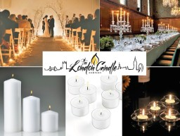 Wedding & Event Candles