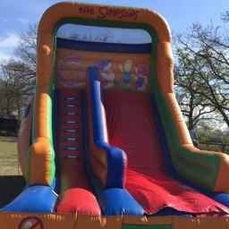 Simpson super slide is suitable up to 1.7 metres