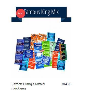 Discount Condom King Calico Distributors, Safety Harbor, FL