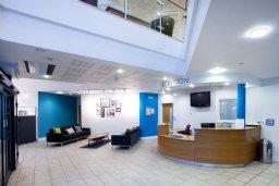 Blackpool Enterprise Centre Reception
