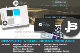 Complete Visual Branding Packages