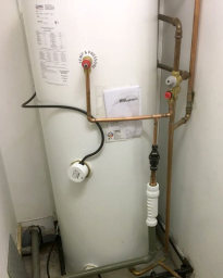 Unvented Cylinder Repaired