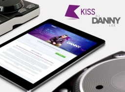 Kiss 100 - Radio DJ Website