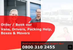Storage for Removals London / Removals Manchester