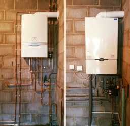 vaillant boiler installed in washington