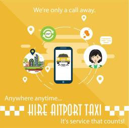Cabberr Airport Taxi Service UK