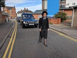 Funeral Director Samantha Ward blaby