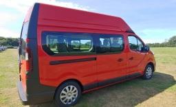 Renault Trafic Minibus by Warnerbus