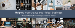 Helping you create your ideal business