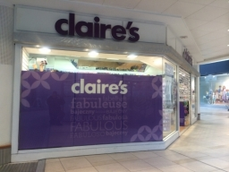 Window Graphics and built up letters