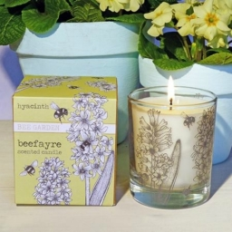 Beefayre Hyacinth Candle - £18.00