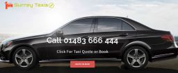 Surrey taxis number 01483666444