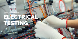 Complete Electrical Testing Compliance Solutions