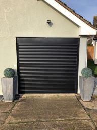 Compact Roller Garage Door