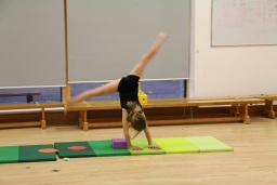Junior Acro Cartwheel
