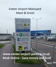 Exeter Airport Parking Mainyard Meet Greet P1