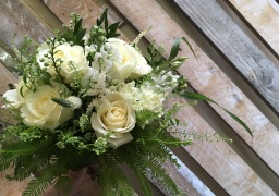 Wedding Bouquets by Flower Design, Ripon.
