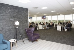 Space & Time Media Manchester Office 2