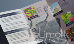 Leaflet design for Scotland's Soils