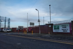 Rome street Depot Storage facility