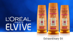 L'Oreal Elvive Shampoo & Conditioner