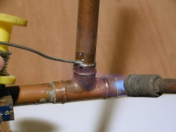 general plumbing and pipework