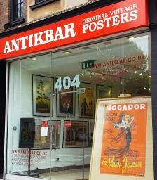 AntikBar, 404 King's Road, London SW10 0LJ