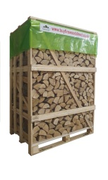 kiln dried ash logs from Buy Firewood Direct