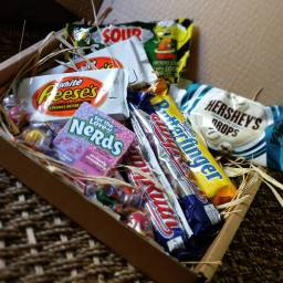 American Candy Subscription
