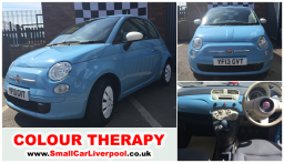 Small Car Liverpool Fiat 500 2