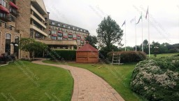 Sausage Hut Celtic Manor