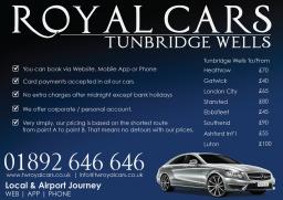 Royal Cars Tunbridge Wells