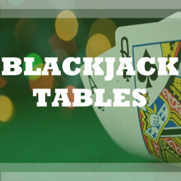 hire a blackjack table