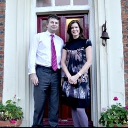 The Team - Dr John Tanqueray And Nurse Liz Tanqueray SRN