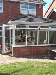 Conservatory Roof Tamworth