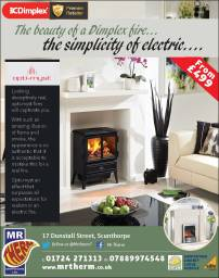 Dimplex Electric Fires from £499