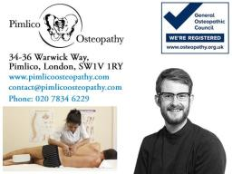 Osteopaths in Pimlico, Victoria, Westminster