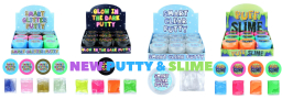 Kidz Gifts Wholesale Toys UK - Slime and Putty