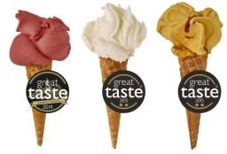 Award winning luxury gelato flavours by Snowflake
