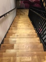 Wood flooring in London