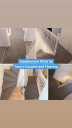 Carpet, Carpets, supplied and fitted by tonys
