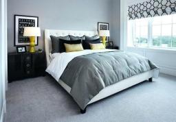 Modern Bedroom floor