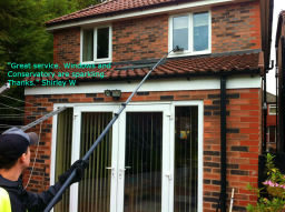 PK Cleaning- cleaning windows in Worsley