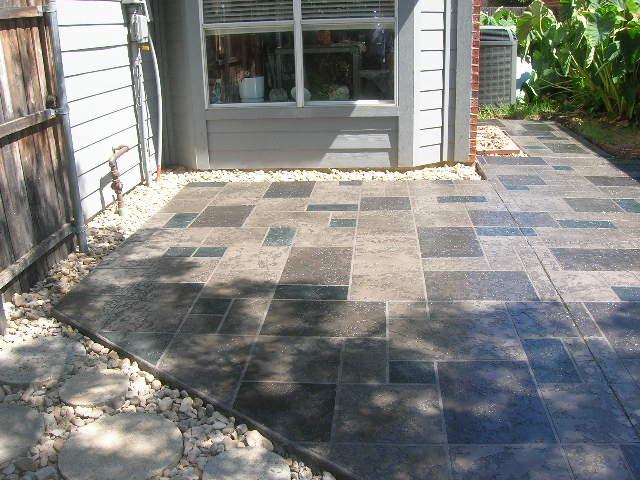 Decorative Concrete Patios And Floors Gainesville Tx 76240